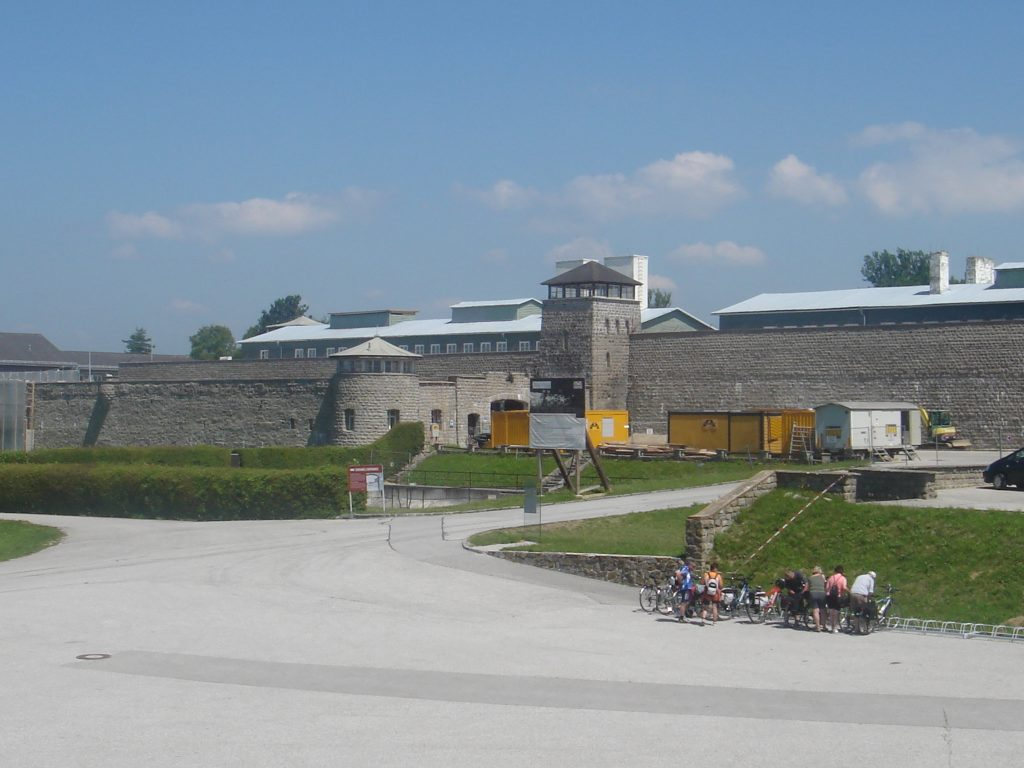 Mathausen concentration camp