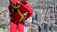 If you could climb to the top of one of the world's tallest buildings more than a thousand feet high from the ground, would you? What if there was no...