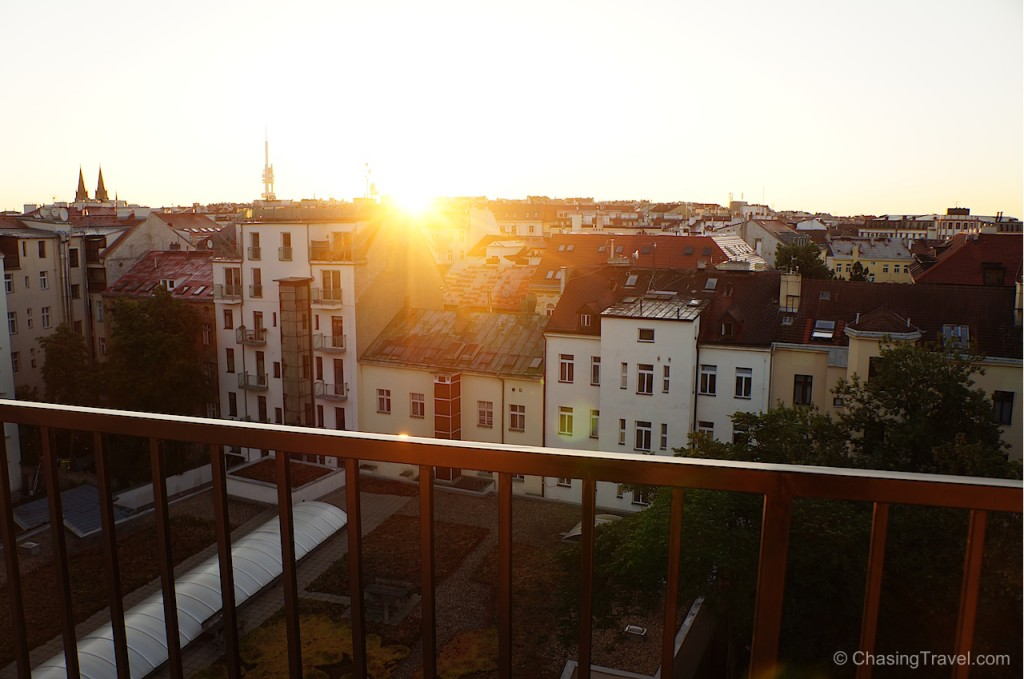 View from Flat