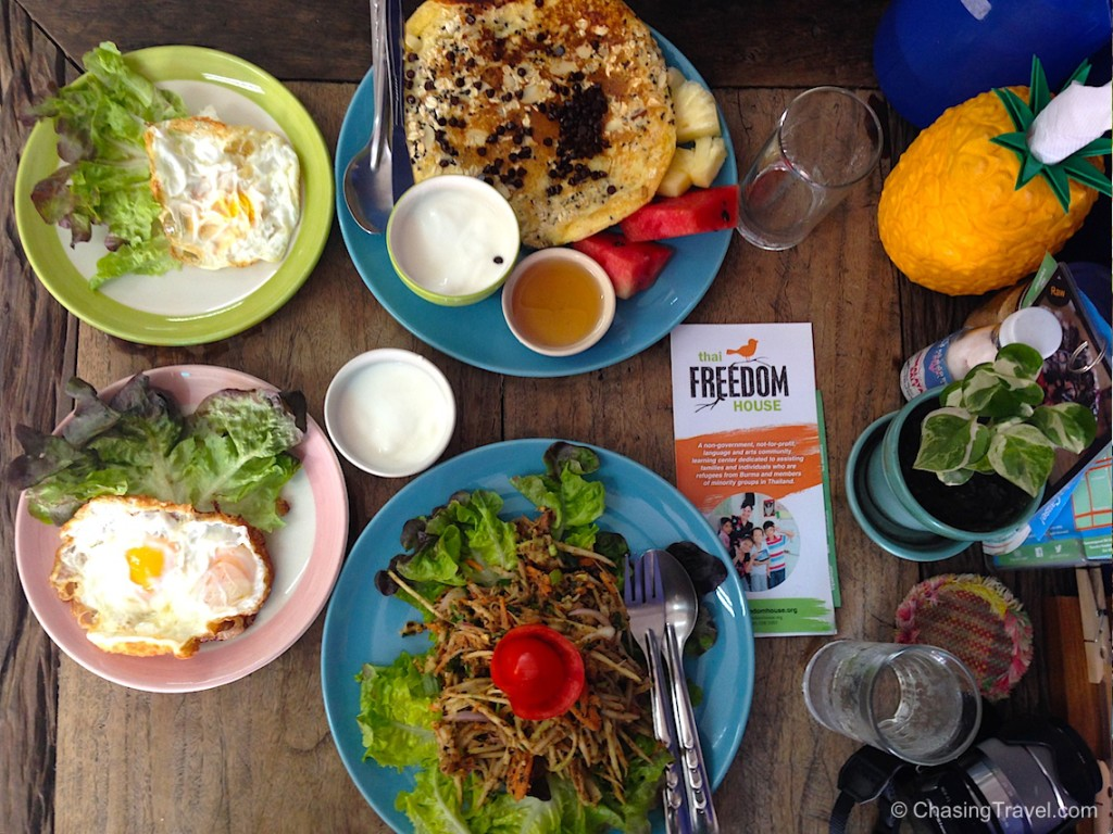Free bird cafe chiang mai