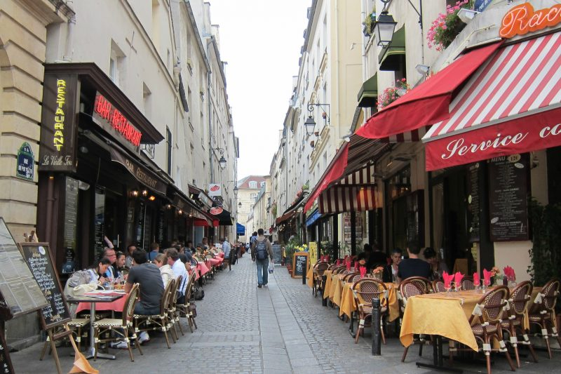 Rue Mouffetard: Living Like a Local in Paris