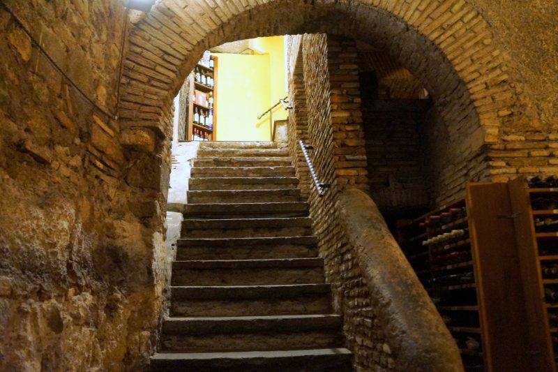 The Oldest Cantina in Rome