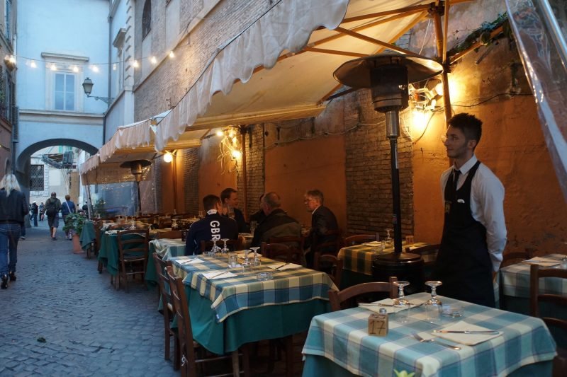 Eating Trastevere: A Food Tour in Rome's Secret Quarter