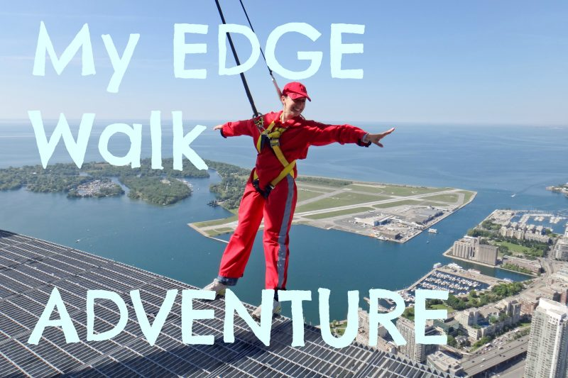 My EdgeWalk Adventure