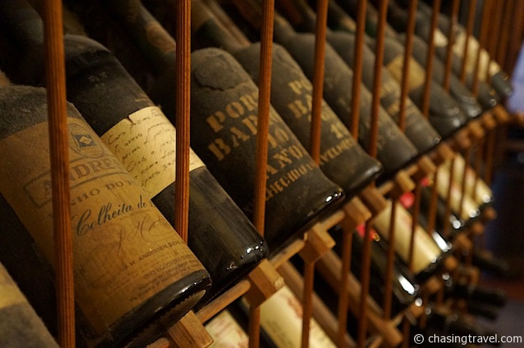 The Oldest Wine Bar in the World