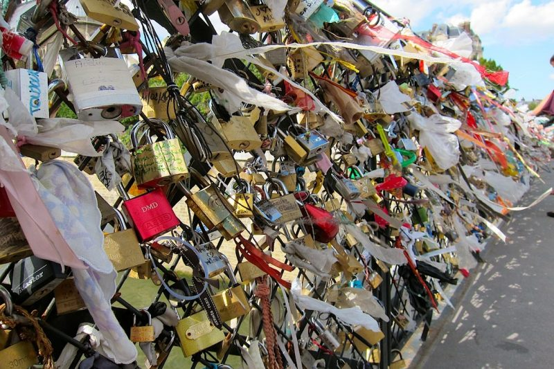 Love Locks: Romantic or Tacky?