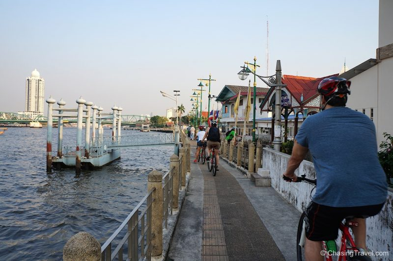 Bangkok by Bike Tour