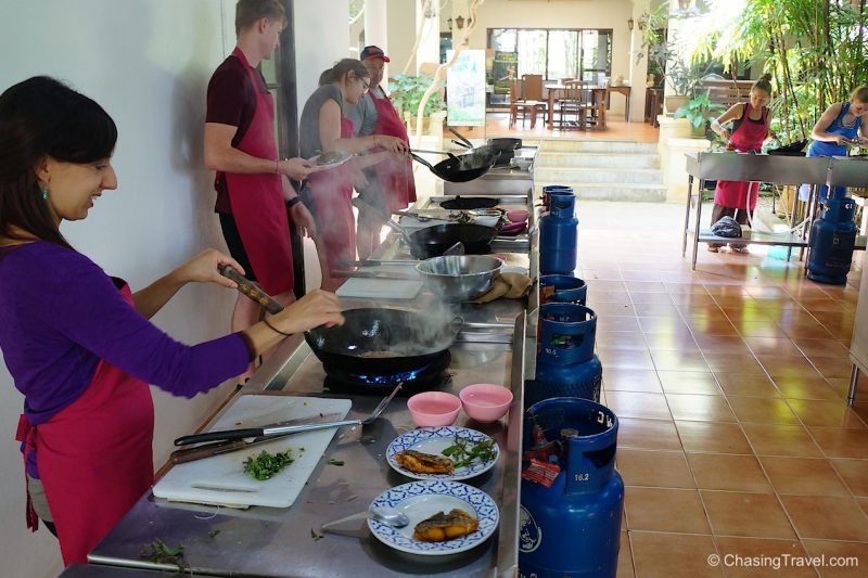 My Thai Cooking Class in Chiang Mai