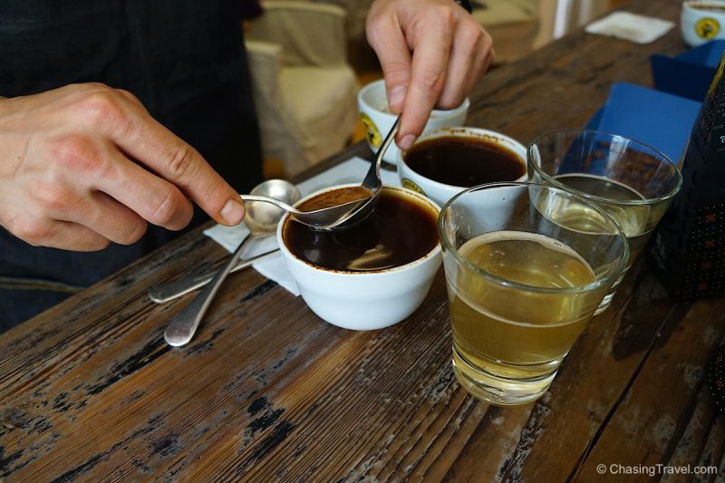 Coffee Cupping: How the Pros Taste Coffee