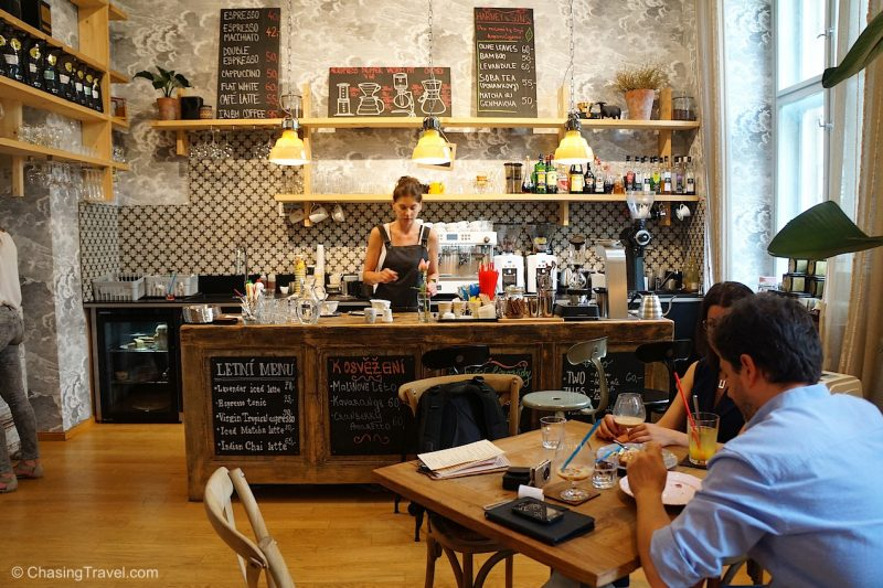 Prague Coffee Culture and New Wave Cafés