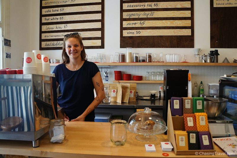 Fair Trade Coffee with a Real Barista