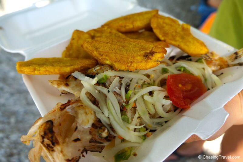 What to Eat in Haiti
