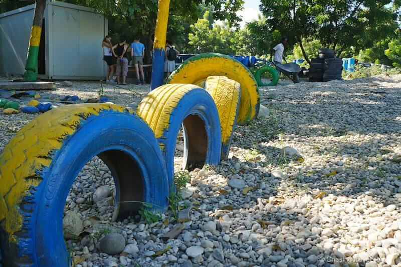 The Tire Problem in Haiti