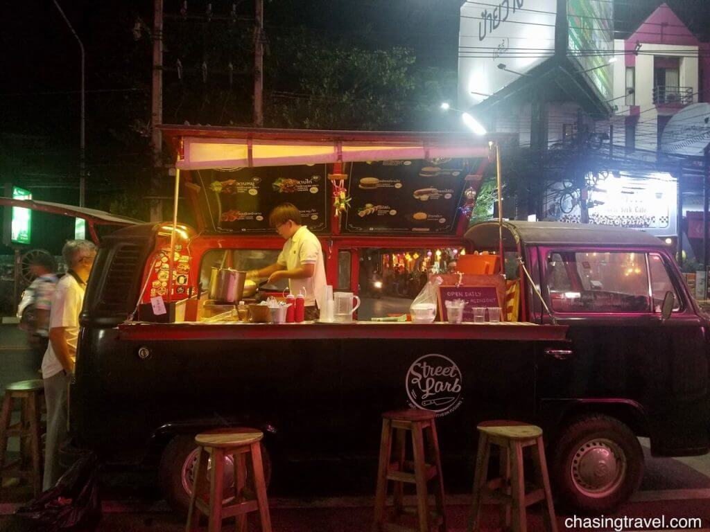 Street Laarb food truck