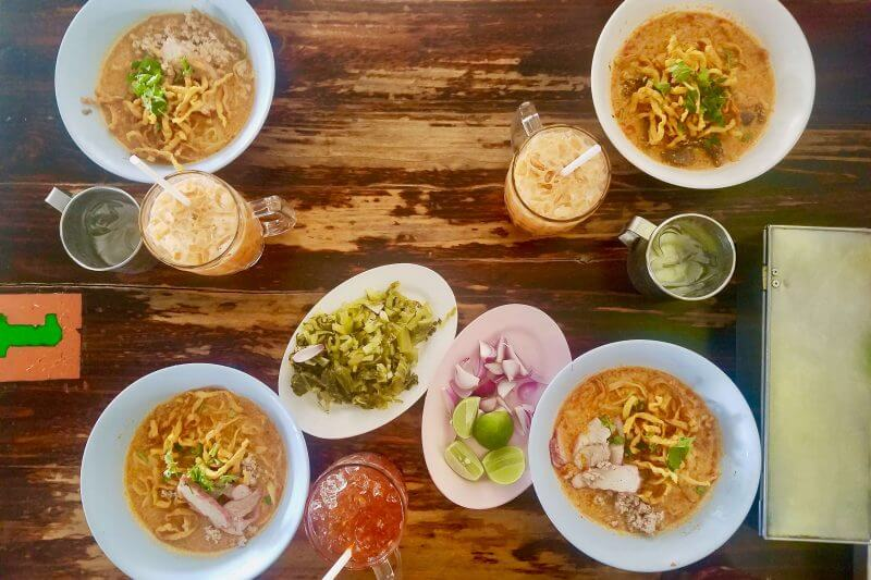 Where to Eat the Best Khao Soi in Chiang Mai