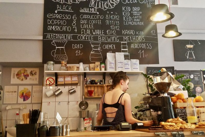 The 3 Best Cafés in Krakow